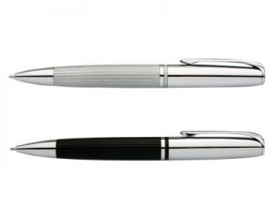 mercury pen sivler, black
