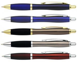manhatten pen multiple colours