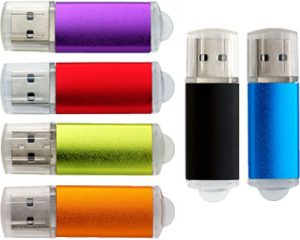 usb flash drive multiple colours